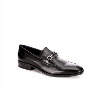 Men's Black Cole Haan Oxford Dress Shoes Size 13